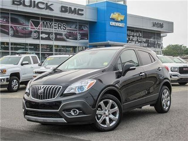 2016 BUICK ENCORE Leather in Ottawa, Ontario