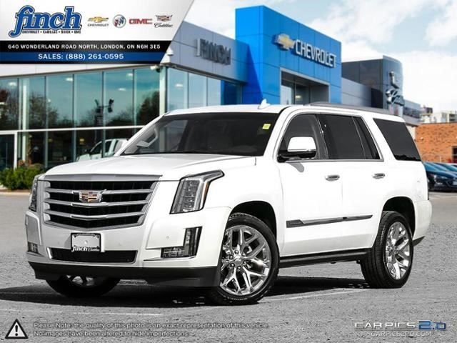 2016 Cadillac Escalade Premium Collection in London, Ontario
