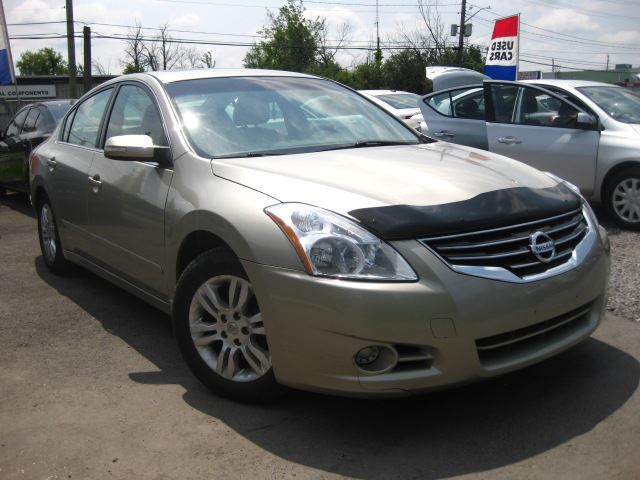 2010 Nissan Altima 2010 NISSAN ALTIMA, FULL LOAD, ONLY 108 K, 12 M WRTY+SAFETY $7490 in Ottawa, Ontario