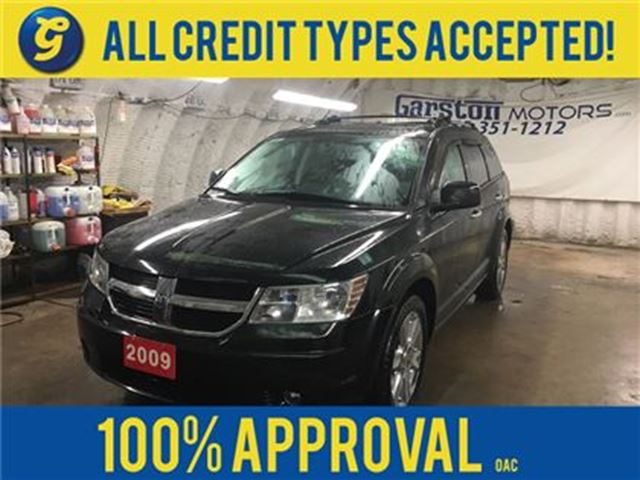 2009 Dodge Journey R/T*7 PASSENGER*NAVIGATION*POWER SUNROOF*BACK UP C in Cambridge, Ontario