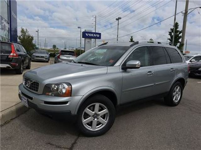 2012 Volvo XC90 3.2 AWD A No Accidents, Clean CarProof. Certified in Mississauga, Ontario
