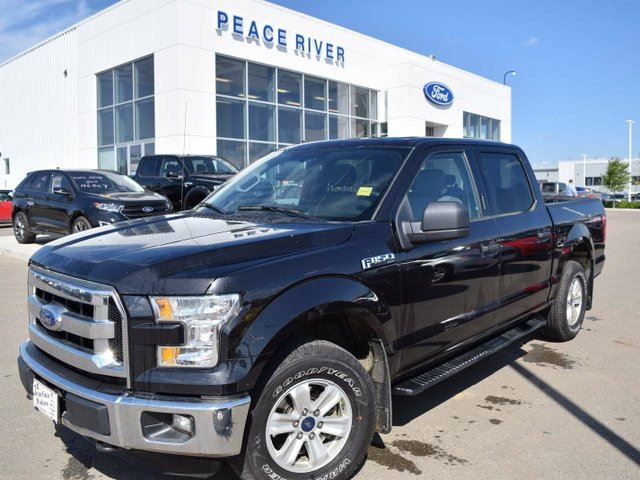 2015 Ford F-150 XLT 4x4 SuperCrew Cab 5.5 ft. box 145 in. WB in Peace River, Alberta
