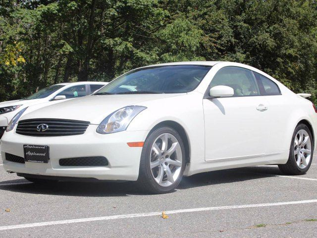 2006 Infiniti G35 Base in Langley, British Columbia