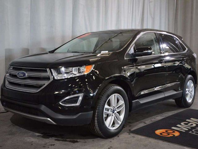 2017 FORD EDGE SEL in Red Deer, Alberta