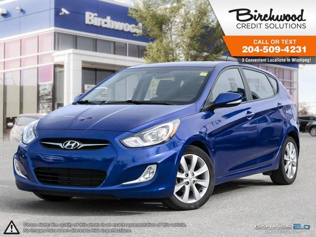 2013 Hyundai Accent GLS *NEW LOW PRICE in Winnipeg, Manitoba
