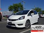 2014 Honda Fit Sport! Honda Certified Extended Warranty to 160, 0 in Richmond, British Columbia
