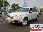 2012 Subaru Forester Limited! 6 Month Powertrain Warranty Included! in Richmond, British Columbia