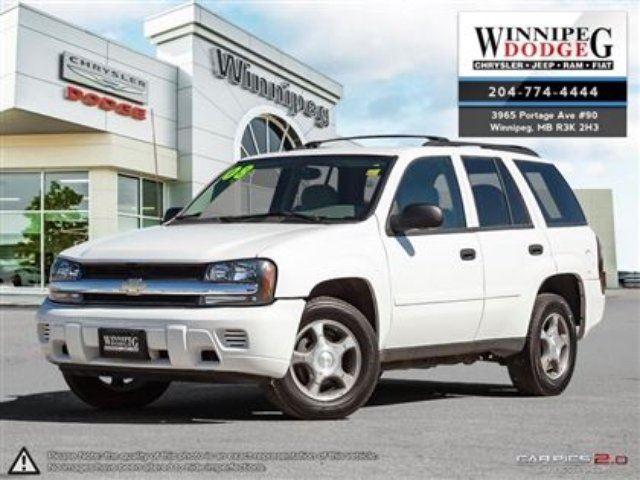 2008 CHEVROLET TRAILBLAZER - in Winnipeg, Manitoba