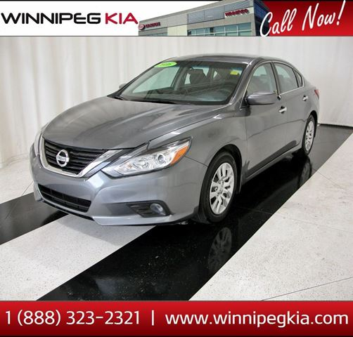 2016 Nissan Altima 2.5 in Winnipeg, Manitoba