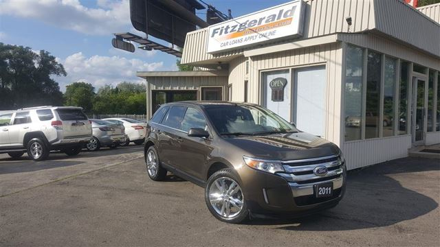 2011 Ford Edge Limited - NAV! BACK-UP CAM! PANO ROOF! in Kitchener, Ontario