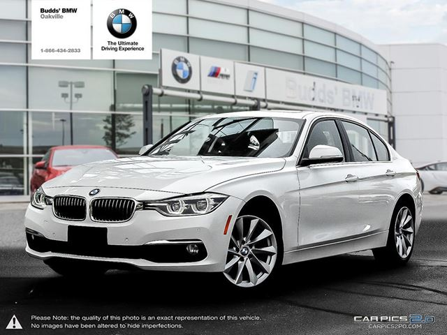 2017 BMW 328d xDrive xDrive in Oakville, Ontario