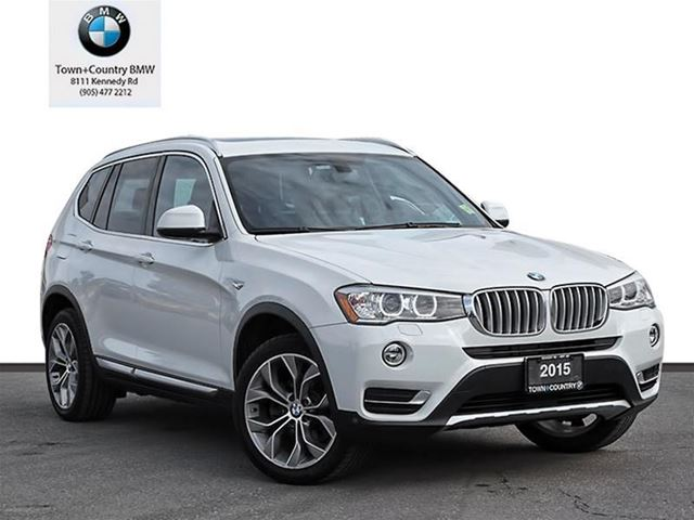 2015 BMW X3 xDrive28i in Markham, Ontario