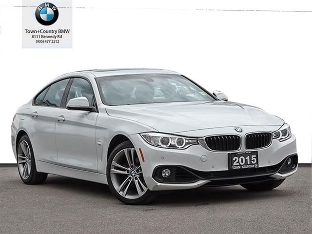 2015 BMW 428i xDrive Gran Coupe in Markham, Ontario