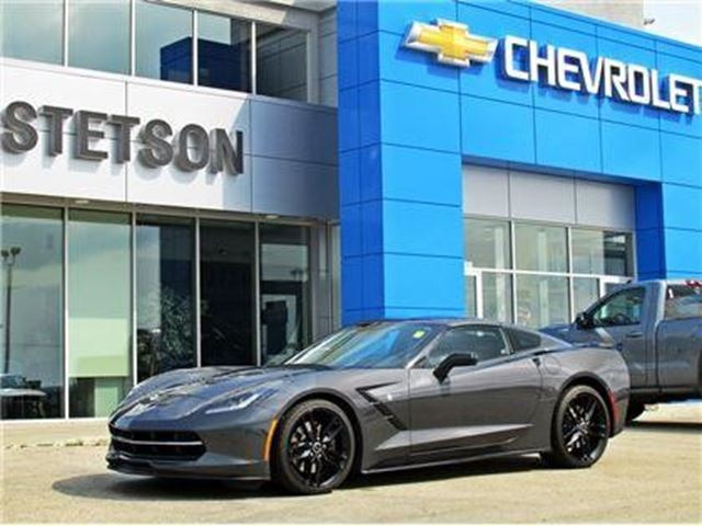 2014 CHEVROLET CORVETTE Z51 in Drayton Valley, Alberta