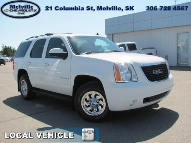 2009 GMC Yukon Commercial in Melville, Saskatchewan