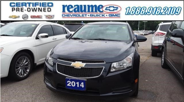 2014 CHEVROLET CRUZE 2LT in Windsor, Ontario