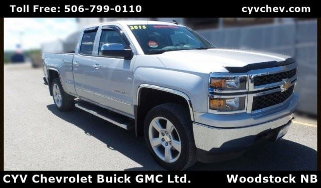 2015 Chevrolet Silverado 1500 LS in Woodstock, New Brunswick