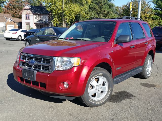 2008 Ford Escape XLT Leather  in Port Colborne, Ontario