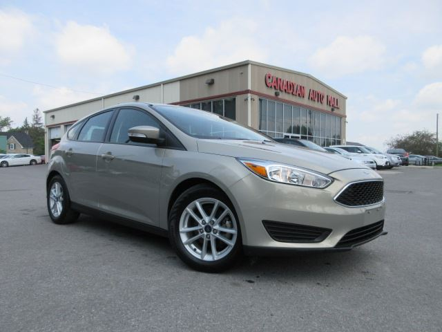 2015 Ford Focus SE AUTO, A/C, BT, CAMERA, 13K! in Stittsville, Ontario
