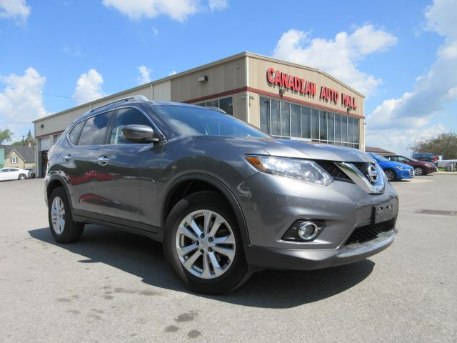 2016 Nissan Rogue SV, AWD, HTD. SEATS, ROOF, 42K! in Stittsville, Ontario
