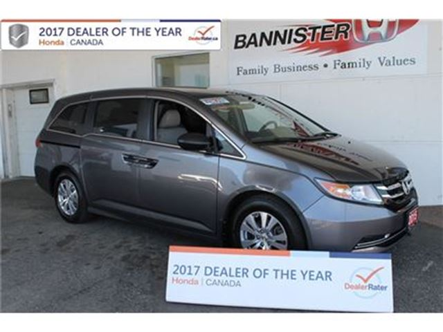 2015 Honda Odyssey SE in Vernon, British Columbia