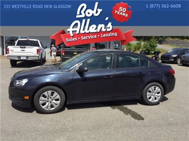 2014 CHEVROLET CRUZE 2LS in New Glasgow, Nova Scotia