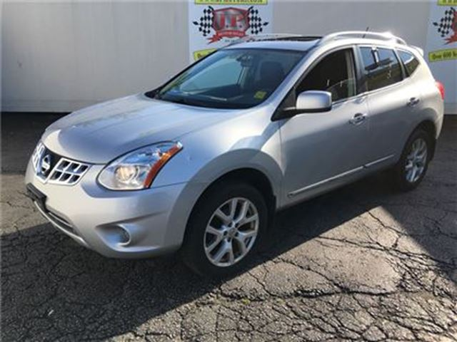 2013 NISSAN ROGUE SV, Automatic, Sunroof, Heated Seats, AWD in Burlington, Ontario