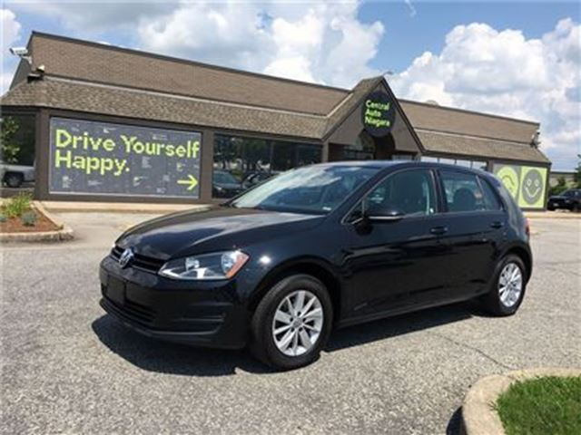 2016 VOLKSWAGEN GOLF Trendline /HEATED SEATS/BLUETOOTH /MP3/BACKUP CAM in Fonthill, Ontario
