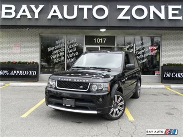 2013 LAND ROVER RANGE ROVER Sport SUPERCHARGED NAVIGATION in Toronto, Ontario