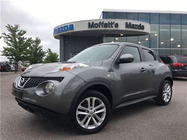 2011 Nissan Juke SV AWD, SMALL COMPACT WELL PRICED SUV in Barrie, Ontario