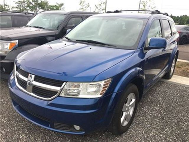 2010 DODGE JOURNEY SXT FWD. PERFECT SUV FOR THAT GROWING FAMILY in Barrie, Ontario