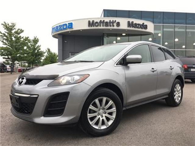 2011 Mazda CX-7 GX FWD, LEATHER, SUNROOF, HEATED SEATS in Barrie, Ontario