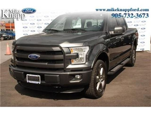 2016 Ford F-150 Lariat in Welland, Ontario