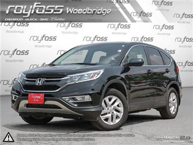 2016 Honda CR-V EX-L in Woodbridge, Ontario