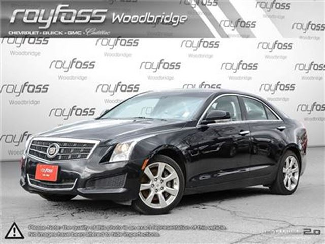 2013 Cadillac ATS 3.6L Luxury in Woodbridge, Ontario