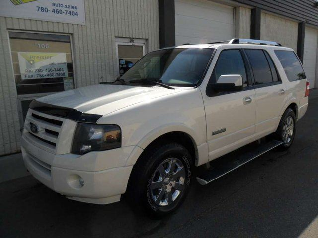 2008 FORD EXPEDITION Limited 4dr 4x4 in St Albert, Alberta