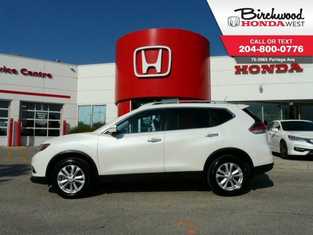 2015 Nissan Rogue S in Winnipeg, Manitoba