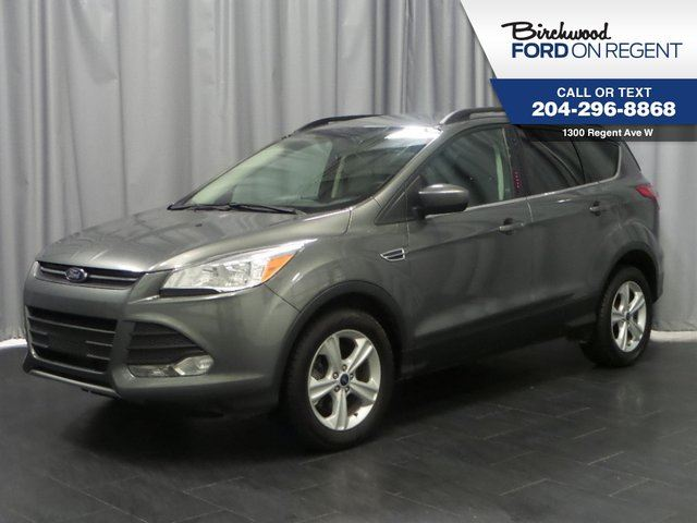 2014 FORD ESCAPE SE 4WD *2.0L Ecoboost/Heated Seats* in Winnipeg, Manitoba