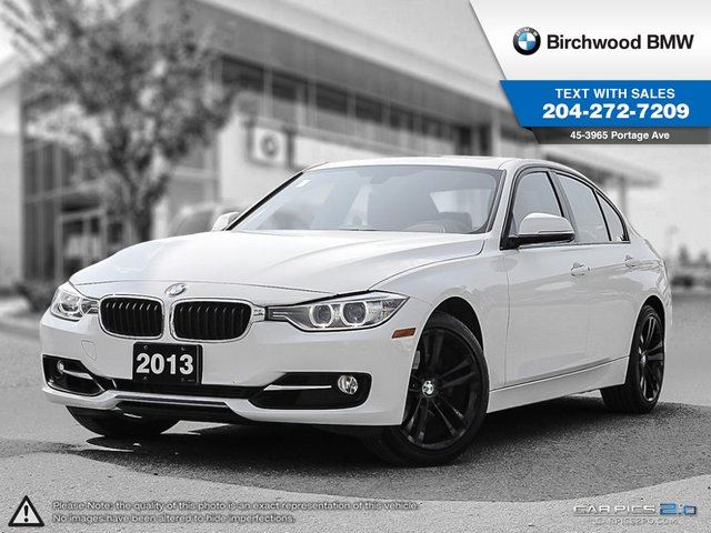 2013 BMW 3 Series 328 i 328i xDrive INCOMING Sport Line! No Accidents! in Winnipeg, Manitoba