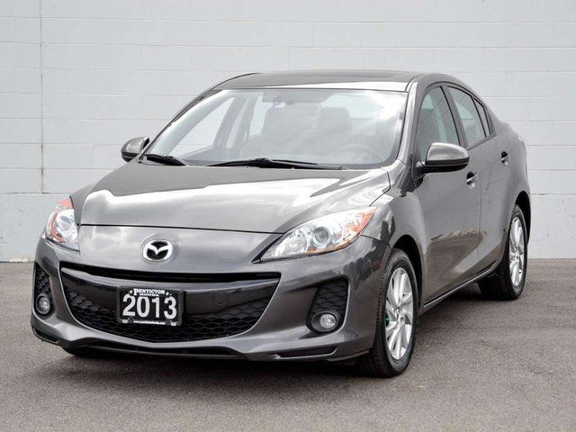 2013 MAZDA MAZDA3 GS-SKY in Kelowna, British Columbia