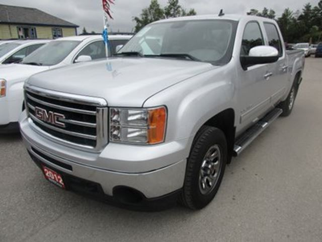 2012 GMC Sierra 1500 READY TO WORK SLE MODEL 6 PASSENGER 4.8L - VORT in Bradford, Ontario