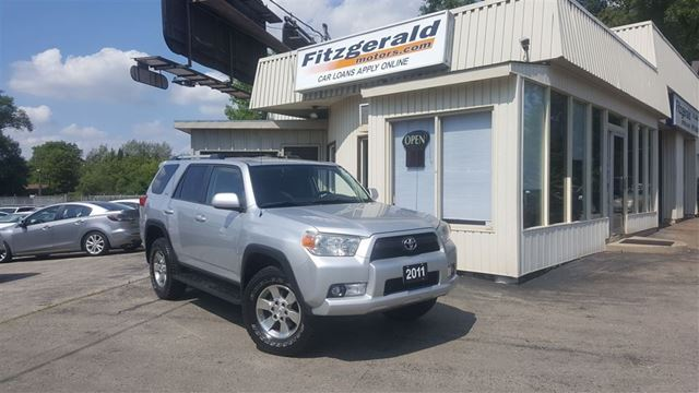 2011 Toyota 4Runner SR5 V6 - RARE FIND! in Kitchener, Ontario