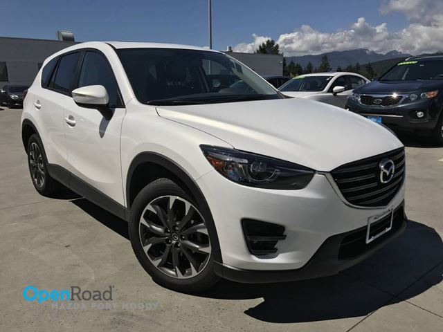 2016 MAZDA CX-5 GT A/T No Accident Local One Owner Bluetooth US in Port Moody, British Columbia
