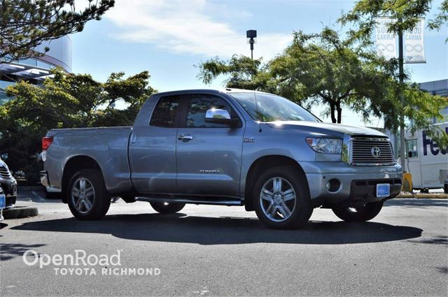 2013 Toyota Tundra Limited in Richmond, British Columbia