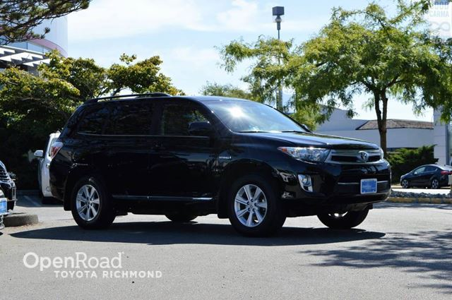 2013 TOYOTA HIGHLANDER           in Richmond, British Columbia