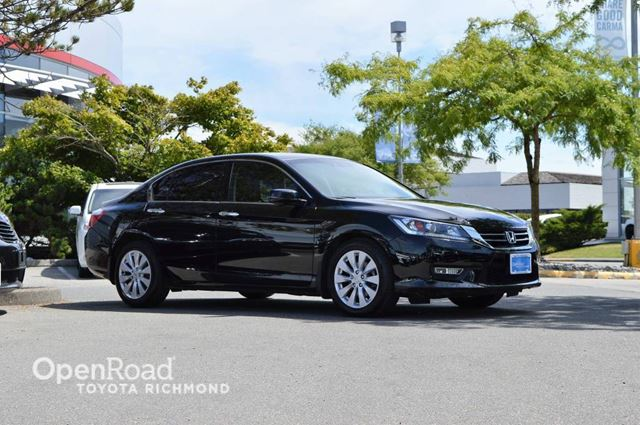 2013 HONDA ACCORD  EX-L in Richmond, British Columbia