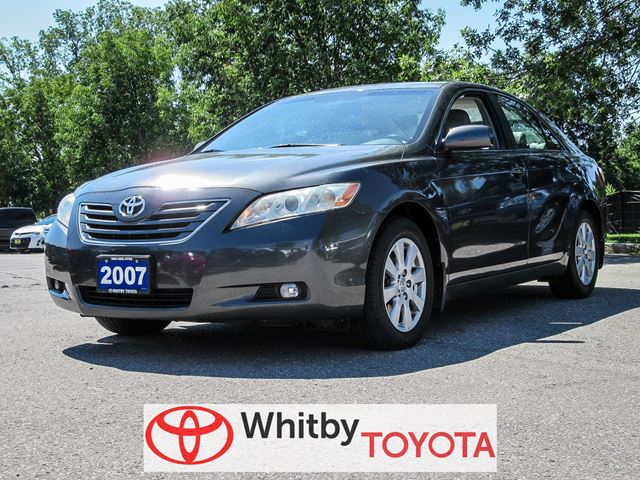 2007 Toyota Camry XLE in Whitby, Ontario