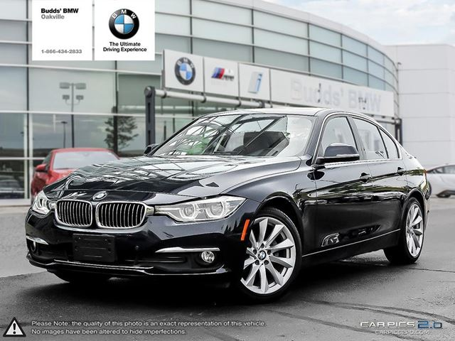 2017 BMW 3 Series xDrive in Oakville, Ontario