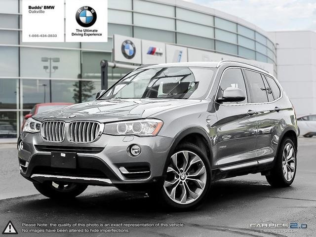 2017 BMW X3 xDrive28i in Oakville, Ontario