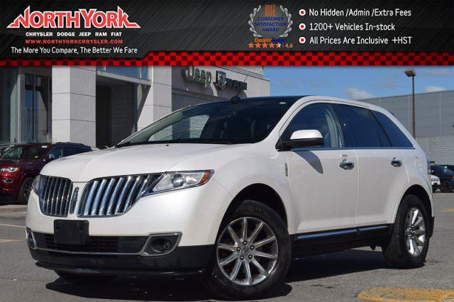 2011 Lincoln MKX BASE in Thornhill, Ontario